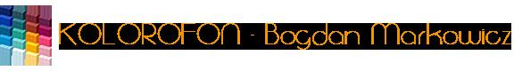 KOLOROFON✨Profesjonalny Remastering cyfrowy i koloryzacja starych fotografii – Bogdan Markowicz 🖼️ Sklep z Plakatami, obrazami fototapetami Logo